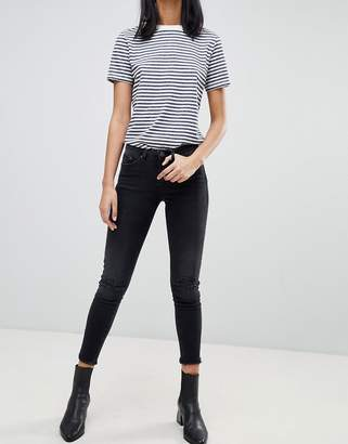 Blend She Sal Cropped Skinny Jeans