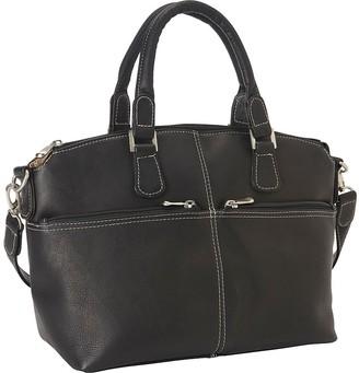 Le Donne LeDonne Leather Classic Satchel