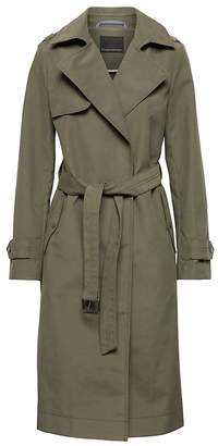 Banana Republic Petite Utility Trench Coat