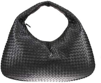 Bottega Veneta Shoulder Bag Hobo Bag Veneta Large In Leather With Woven Pattern
