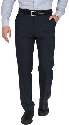 Dockers Men's Straight-Fit Flat-Front Dress Pants
