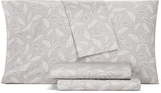 Aq Textiles Closeout! Aq Textiles Printed Modernist 4-Pc King Sheet Set, 350 Thread Count Cotton Blend Bedding