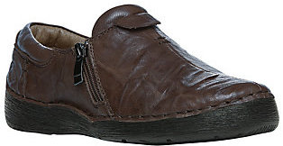 Propet Leather Slip-on Shoes - Dagny $80 thestylecure.com