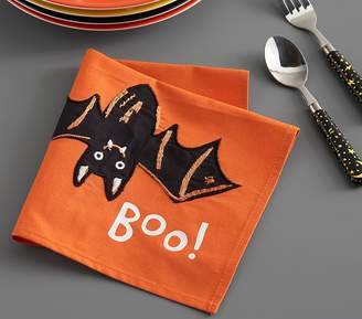 Pottery Barn Kids Halloween Glow-in-the-Dark Bat Napkin