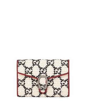 16d5d82469b ... at Neiman Marcus · Gucci Dionysus GG Tweed Wallet on Chain