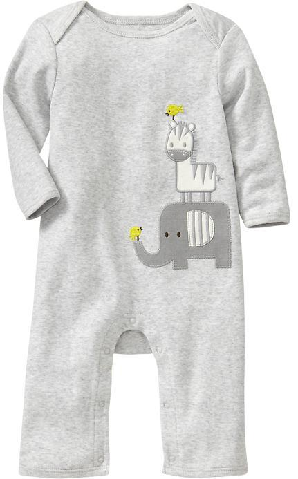 Old Navy Graphic One-Pieces for Baby