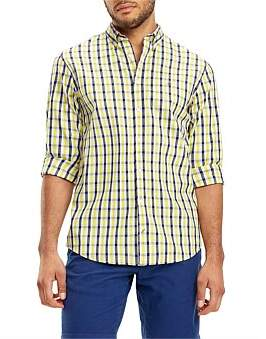 Tommy Hilfiger Wcc Heather Gingham Shirt