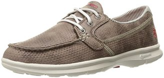Skechers Performance Women's Go Step-Seashore Boating Shoe $59 thestylecure.com