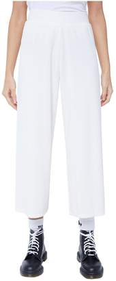Juicy Couture Microterry Crop Wide Leg Pant