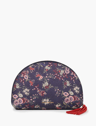 Lucky Brand ENGLISH DAISY LARGE POUCH