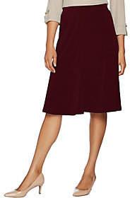 DAY Birger et Mikkelsen Every by Susan Graver Liquid Knit Fit &Flare Skirt