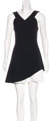 Victoria Beckham Sleeveless Cocktail Dress