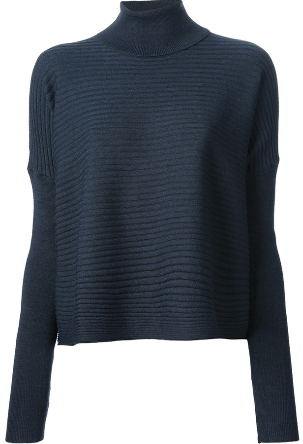 Jean Paul Gaultier ribbed sweater