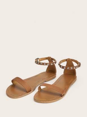9693a13bd49c Brown Rhinestone Women s Sandals - ShopStyle