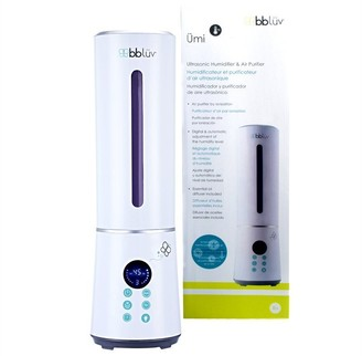 Bblüv bbluv Umi 2-in-1 Ultrasonic Humidifier & Air Purifier
