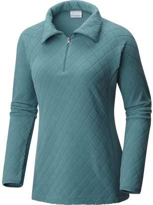 Columbia Glacial Print III 1/2-Zip Fleece Pullover - Women's