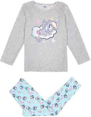 My Little Pony Velour Pyjamas, 2-8 Years