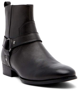 Steve Madden Palazo Suede Harness Boot