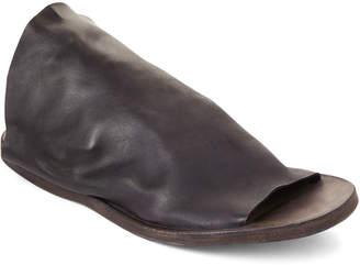 Officine Creative Fog Kimolos Leather Slide Sandals