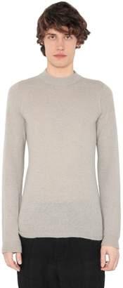 Rick Owens Alpaca Blend Knit Sweater
