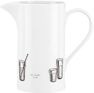 Kate Spade Concord Square Cause a Stir Pitcher – Bloomingdale's Exclusive