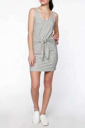 Everly Tied Up Dress $46 thestylecure.com