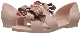 Mini Melissa - Mel Sedu III Girl's Shoes $70 thestylecure.com