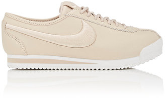 Nike Women's Cortez '72 SI Leather Sneakers $130 thestylecure.com