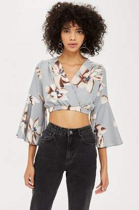 Love **Lily Crossover Top