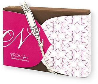 N. Ceci New York Monogram Boxed Note Card Set