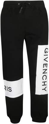 Givenchy Embroidered Track Pants