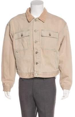 Yeezy Season 6 Oversize Denim Jacket w/ Tags