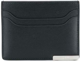 Tod's Leather Credit Card Holder