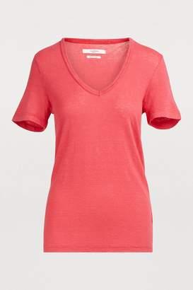 Etoile Isabel Marant Kranger linen T-shirt
