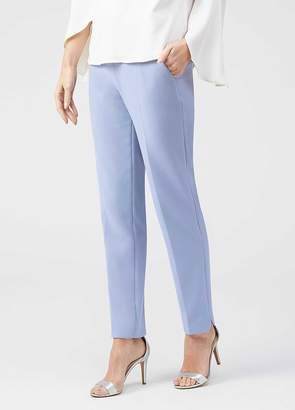 Jacques Vert Elena Compact Stretch Trousers