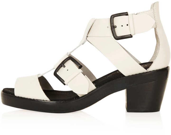 Topshop NEPTUNE Gladiator Sandals