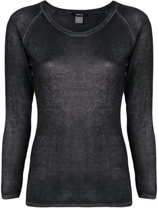 Avant Toi slim fit sweater
