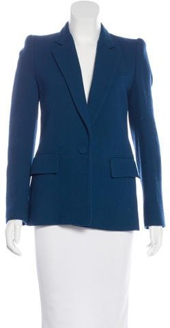 3.1 Phillip Lim 3.1 Phillip Lim Virgin Wool Peak-Lapel Blazer