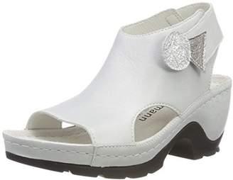 Berkemann Women's Tessie Ankle Strap Sandals