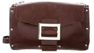 Roger Vivier Leather Shoulder Strap