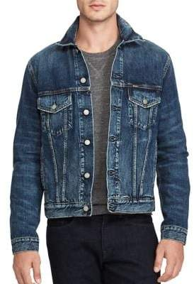 Polo Ralph Lauren Denim Cotton Trucker Jacket