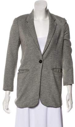 Theory Casual Cotton Blazer