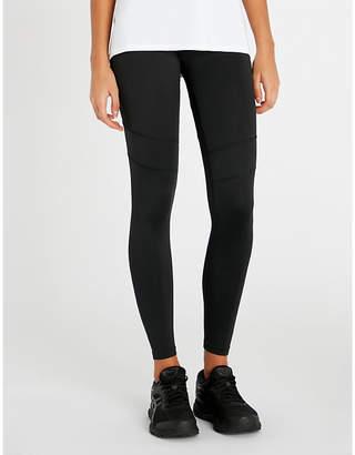 Calvin Klein Logo-embroidered stretch-jersey leggings
