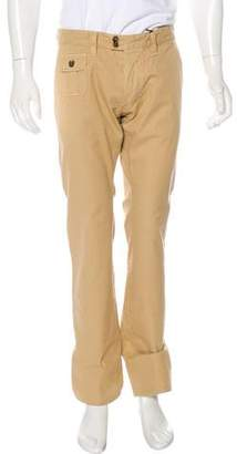DSQUARED2 Flat Front Woven Pants