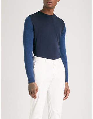 John Smedley Hindlow merino-wool jumper