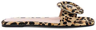 Tony Bianco Persia Leopard Calf Hair Sandal