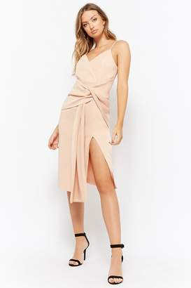 Forever 21 Twist-Front Cami Dress