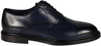 Dolce & Gabbana Brogue Detail Oxford Shoes