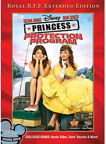 Disney Princess Protection Program DVD