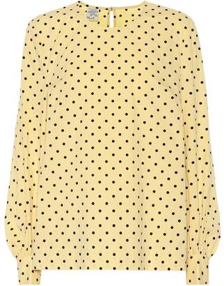 Baum und Pferdgarten Mandeep printed cotton-blend shirt
